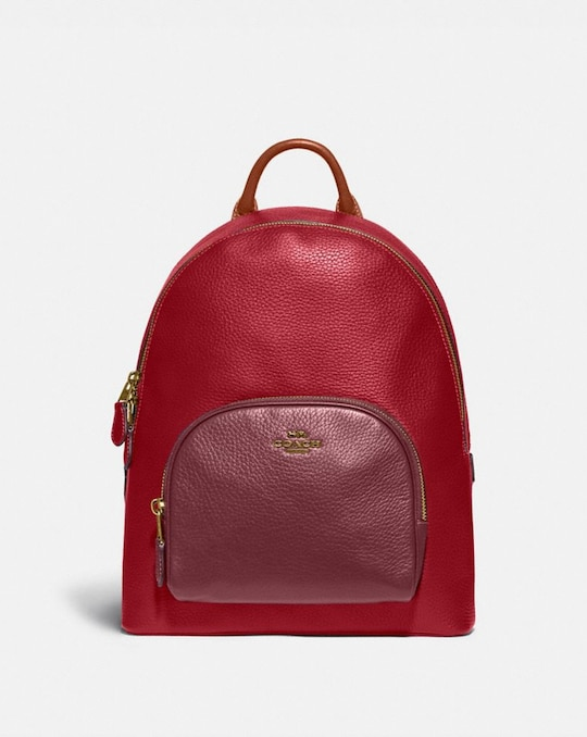 CARRIE BACKPACK IN COLORBLOCK