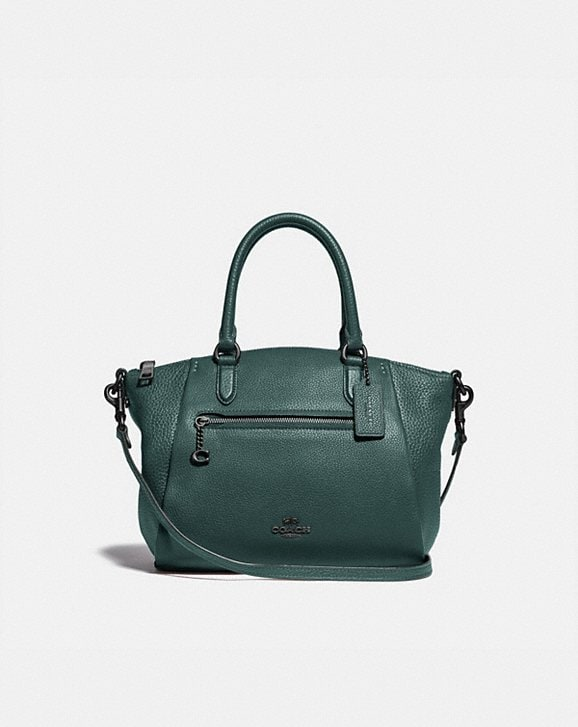 Coach ELISE SATCHEL IN COLORBLOCK