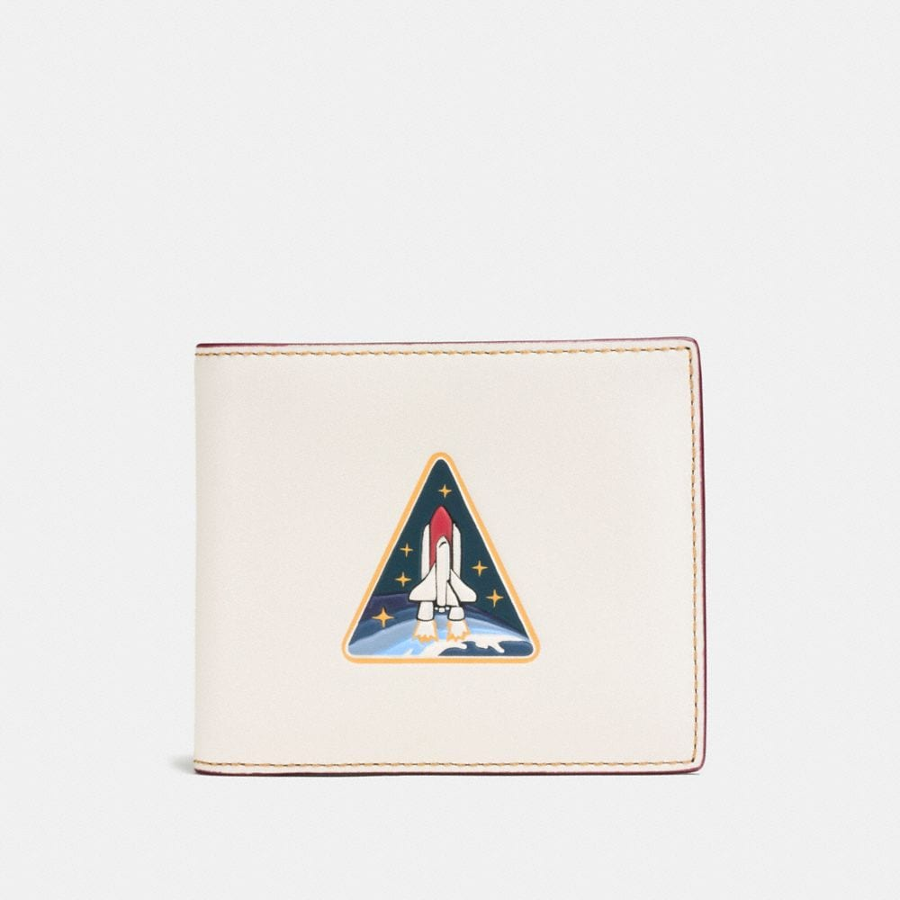 Coach 3-In-1 Wallet With Rocket Earth