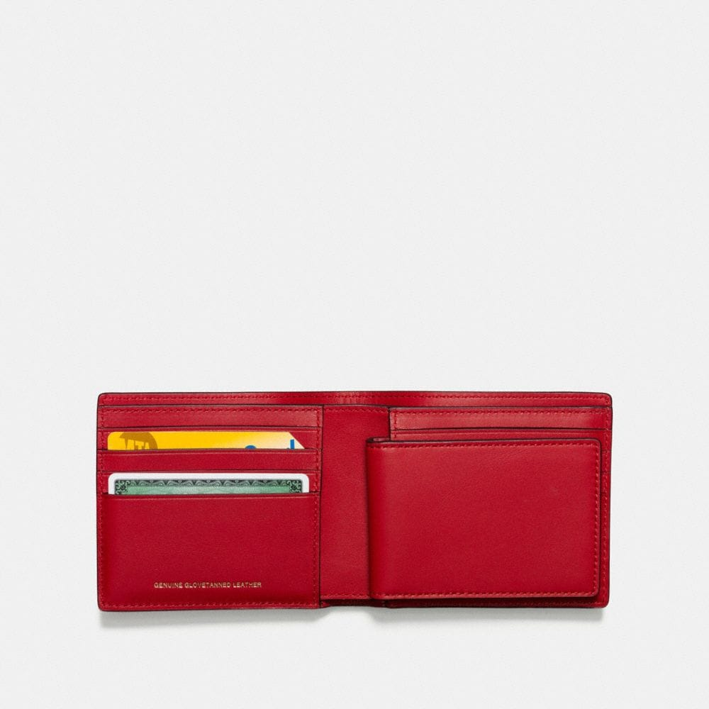Coach 3-In-1 Wallet With Rocket Earth Alternate View 1