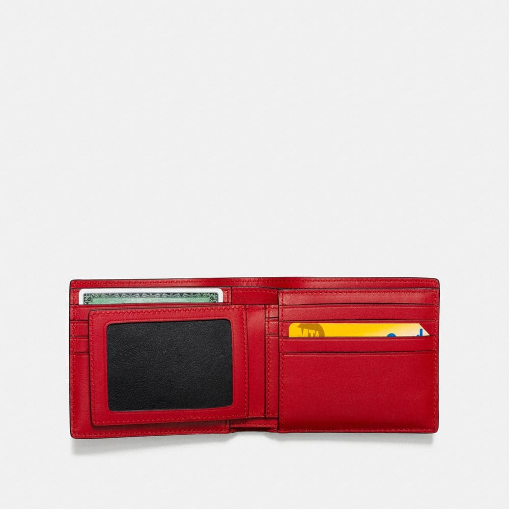 Coach 3-In-1 Wallet With Rocket Earth Alternate View 2