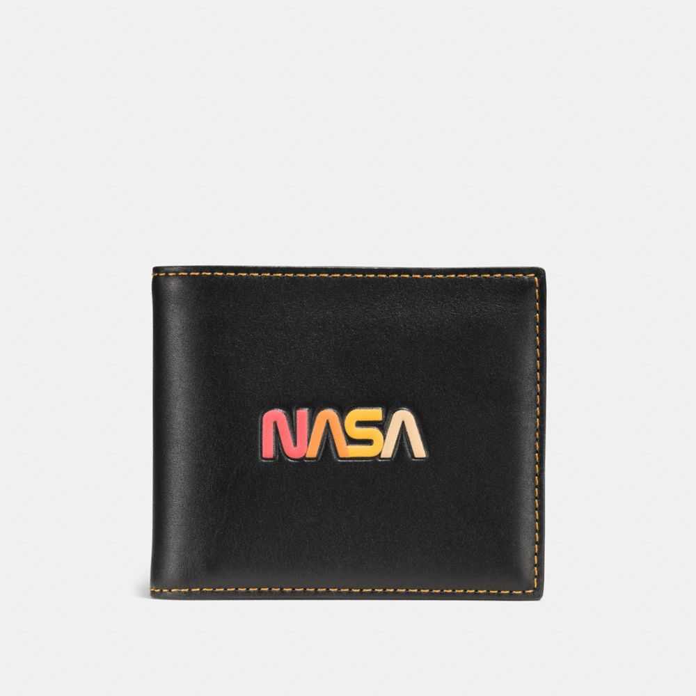 3-IN-1 WALLET WITH EMBOSSED SPACE