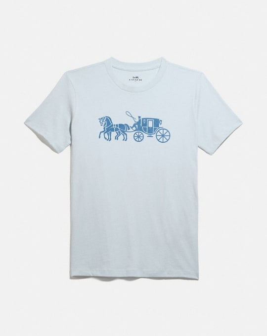 HORSE AND CARRIAGE T-SHIRT