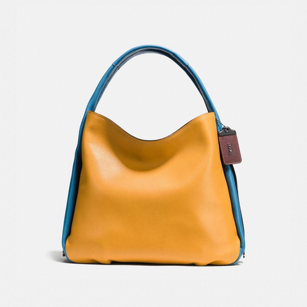 BANDIT HOBO 39 IN COLORBLOCK LEATHER