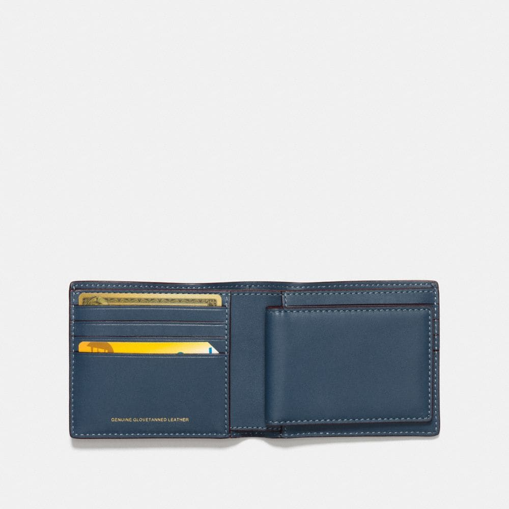 Coach 3-In-1 Wallet With the Stooges Alternate View 1
