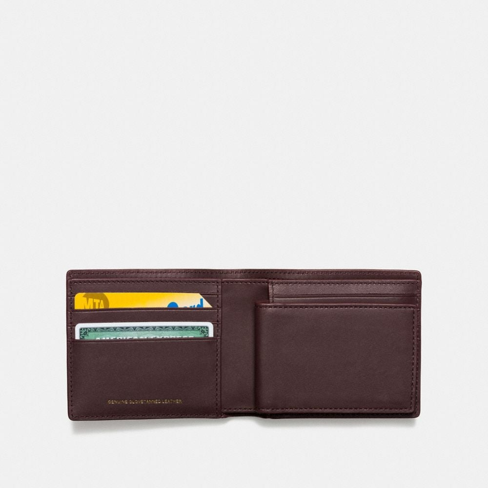Coach 3-In-1 Wallet With Rexy Alternate View 1