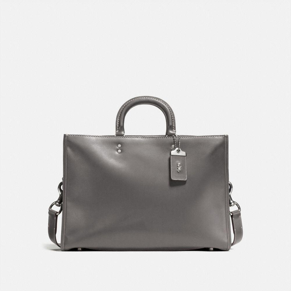 heather grey/black copper finish