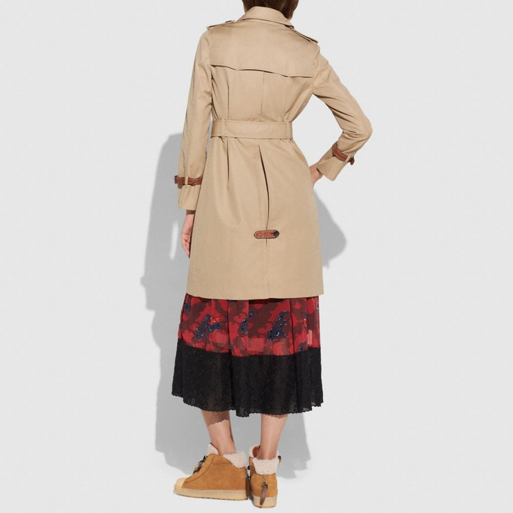 Coach Trench Alternate View 2