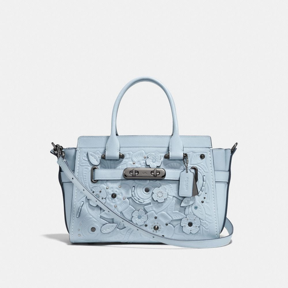 Coach Coach Swagger 27 With Tea Rose Tooling