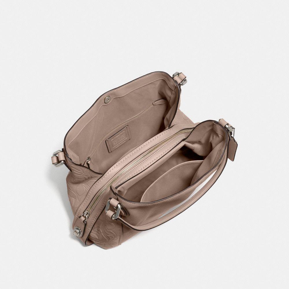 Coach Edie Shoulder Bag 31 With Tea Rose Tooling Alternate View 2