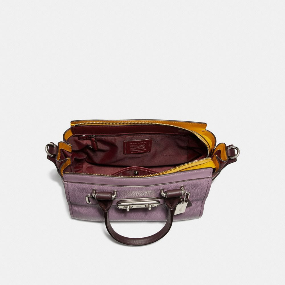 Coach Coach Swagger 27 in Colorblock Alternate View 2