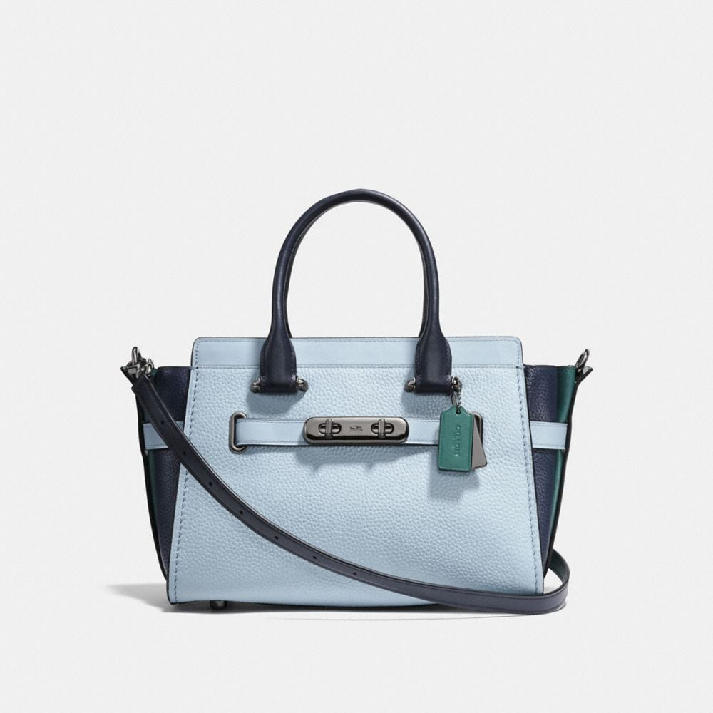 Coach Coach Swagger 27 in Colorblock