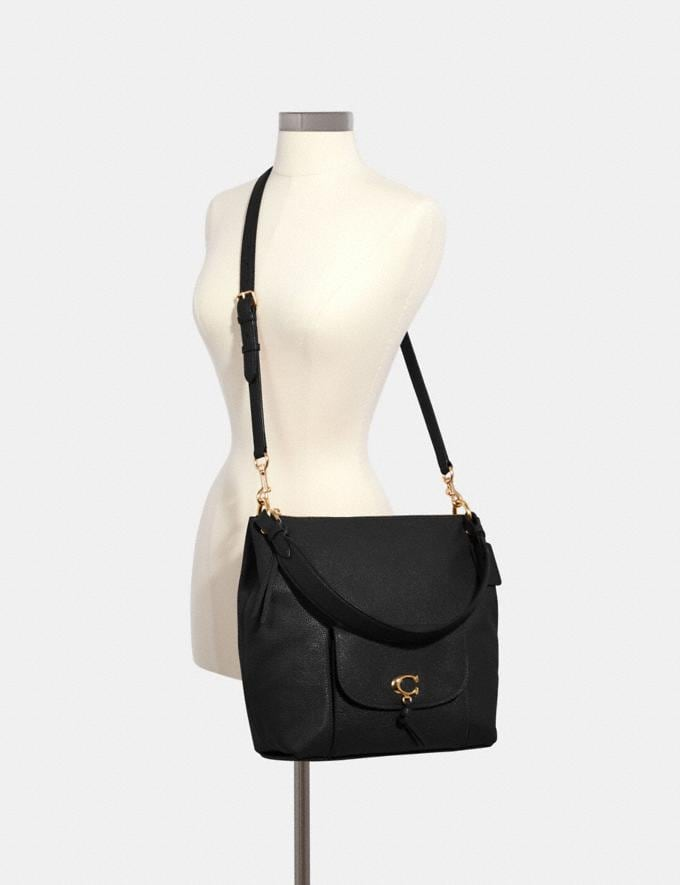 Coach Remi Hobo Im/Black What's New Remi Collection Alternate View 2