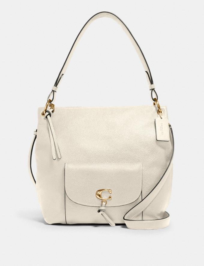 Coach Remi Hobo Im/Chalk What's New Remi Collection