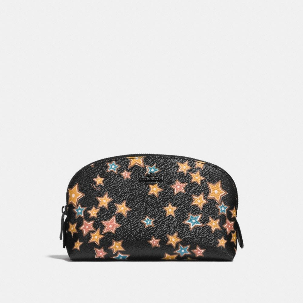 Coach Cosmetic Case 17 With Starlight Print