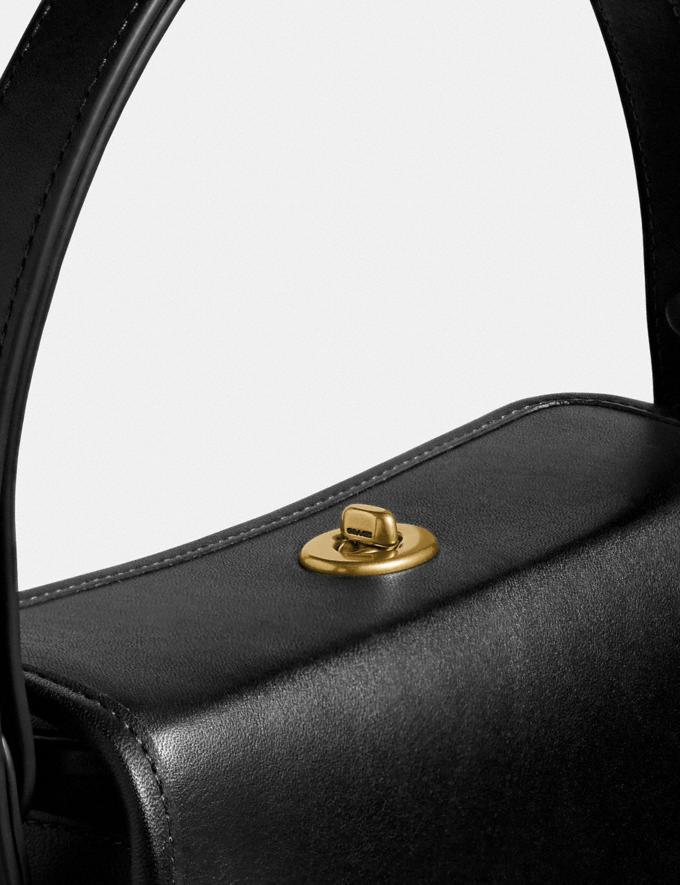 Coach Turnlock Shoulder Bag B4/Black Gifts For Her Under $500 Alternate View 4