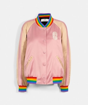 RAINBOW SOUVENIR JACKET
