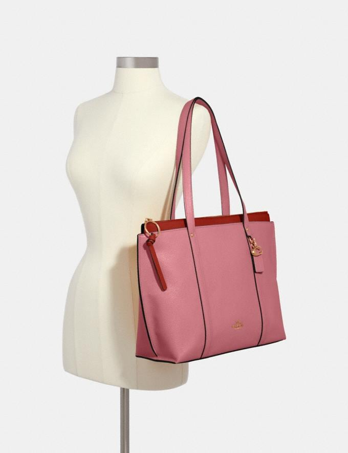 Coach May Tote Im/Rose  Alternate View 3