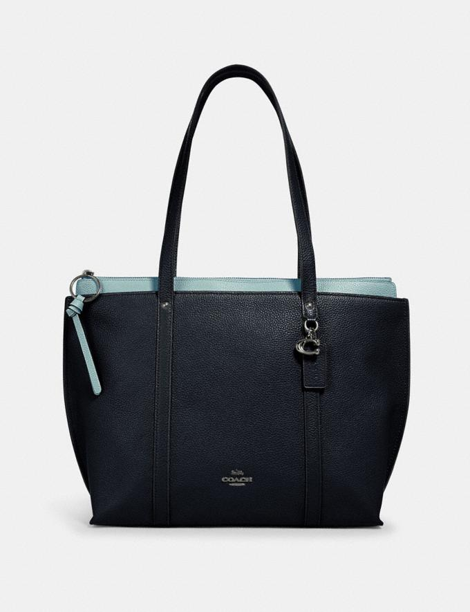 Coach May Tote Sv/Midnight What's New