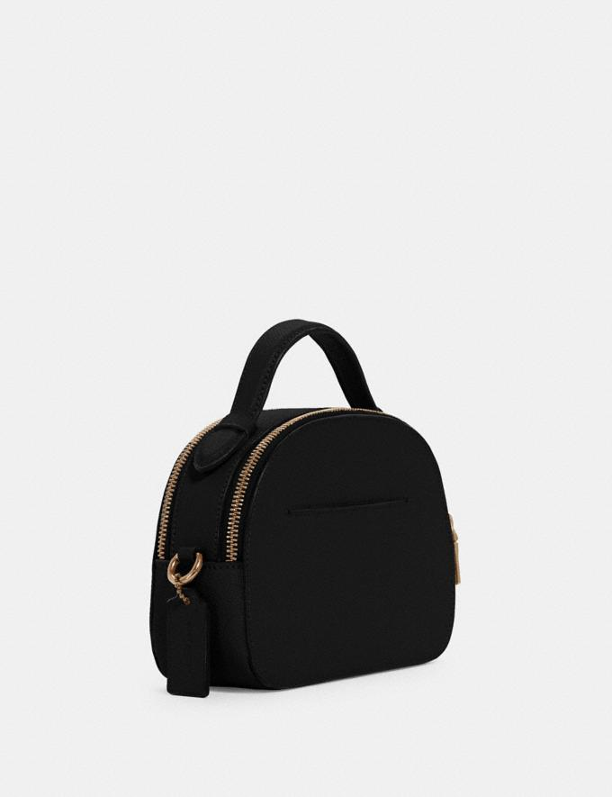 Coach Serena Satchel Im/Black  Alternate View 1