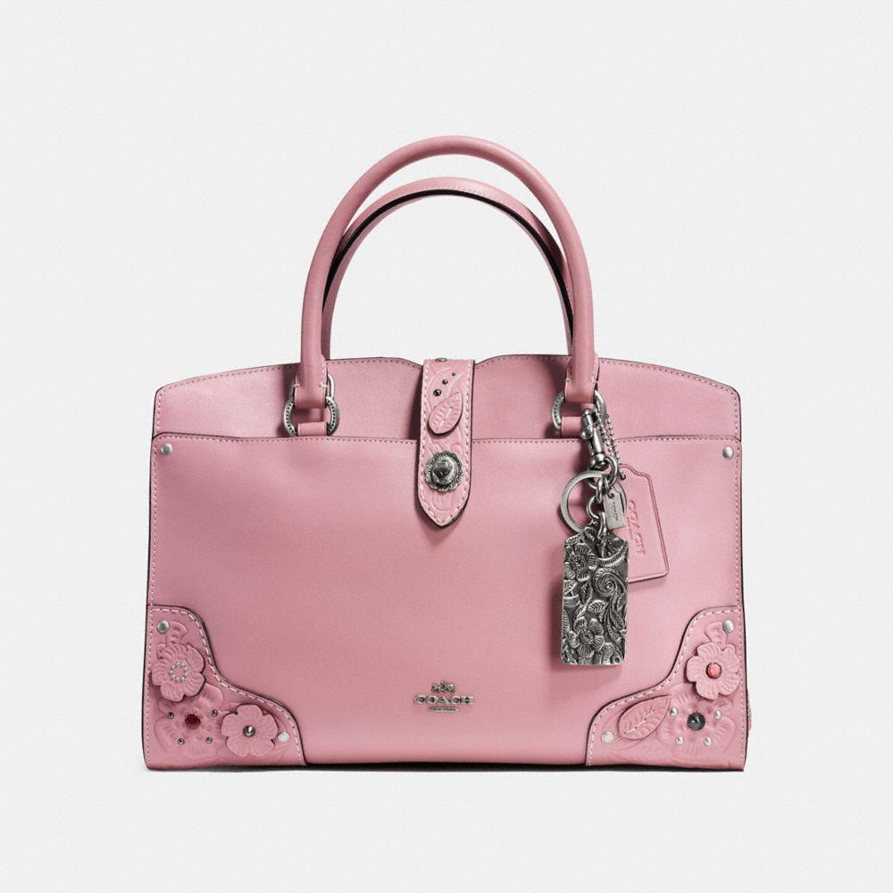 Coach Tooled Hangtag Bag Charm Alternate View 1