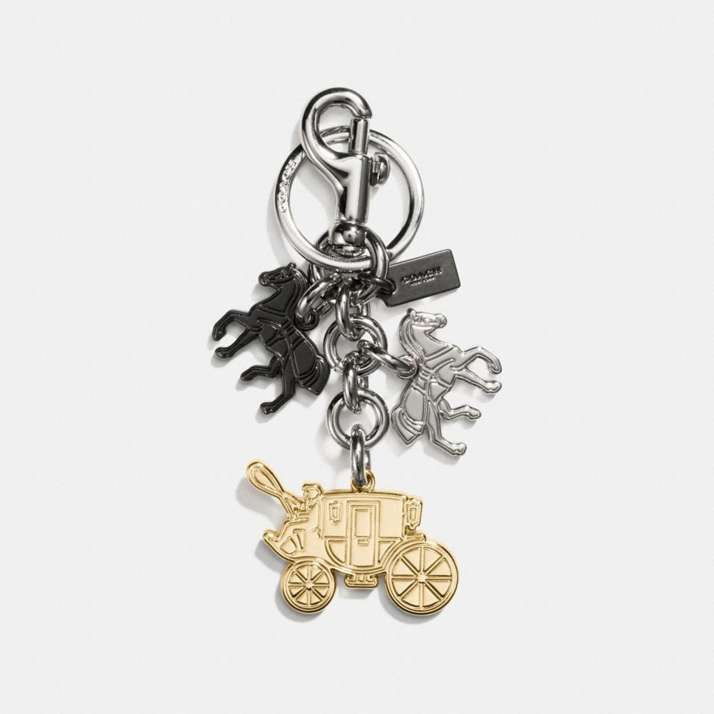 HORSE AND CARRIAGE MIX BAG CHARM