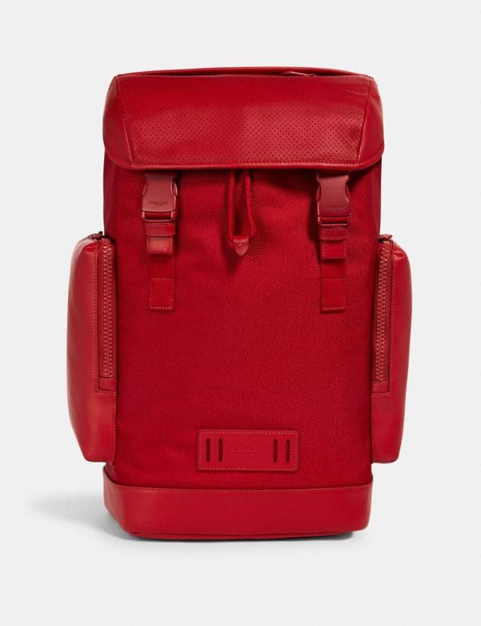 Coach Ranger Backpack Qb/Crimson