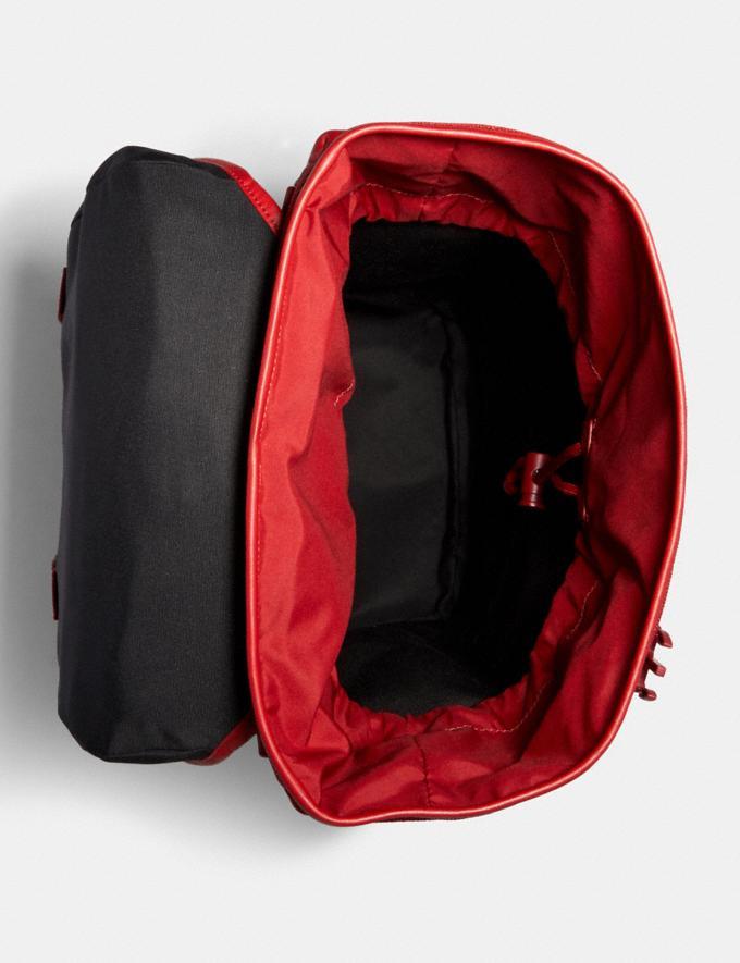 Coach Ranger Backpack Qb/Crimson  Alternate View 1