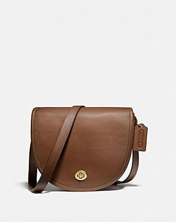 turnlock saddle crossbody