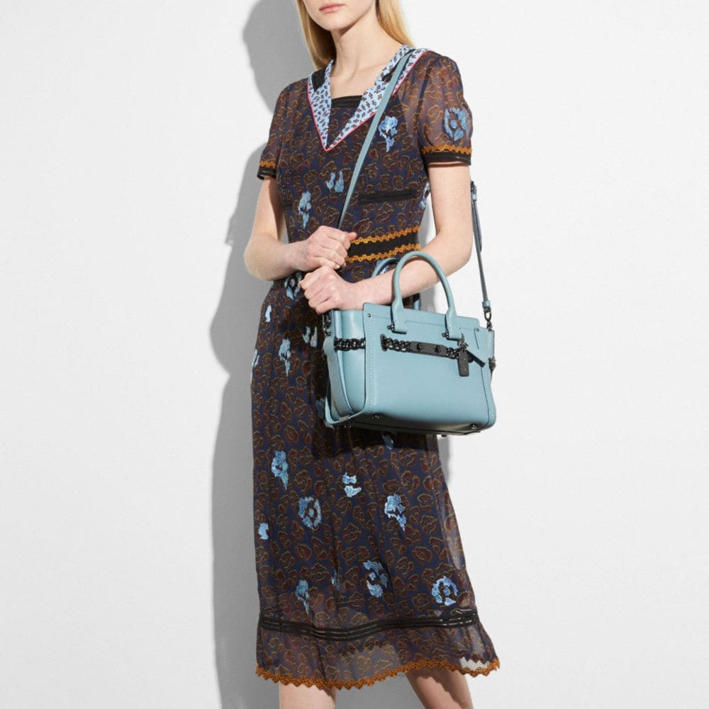 Coach Wild Beast Nautical Dress Alternate View 3