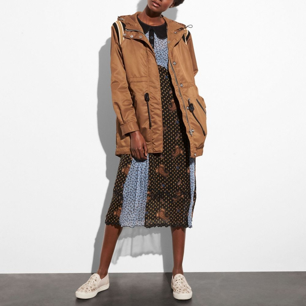 Coach Varsity Parka Alternate View 1