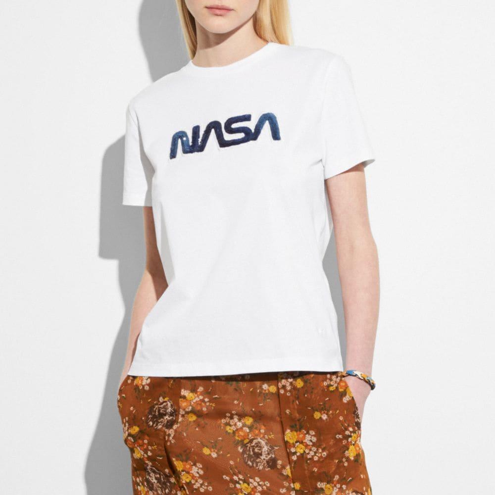 Embellished Space T-Shirt