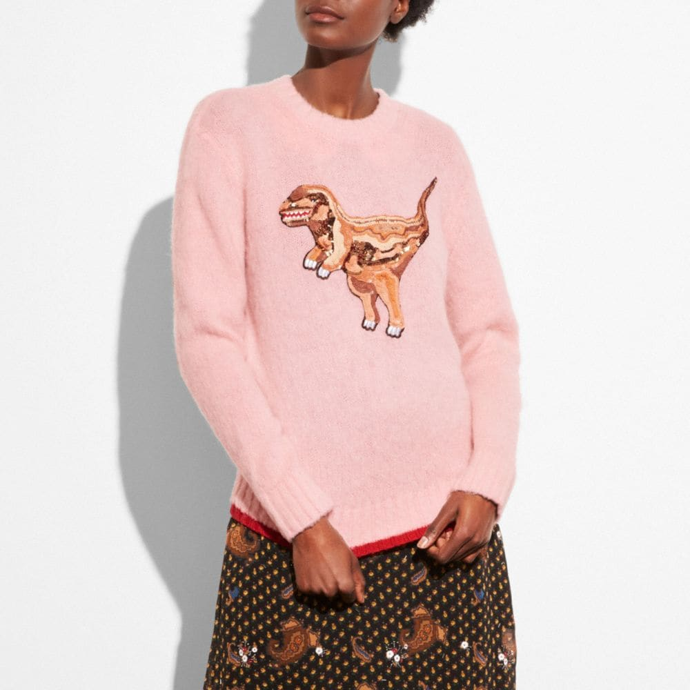 Coach Rexy Crewneck Sweater