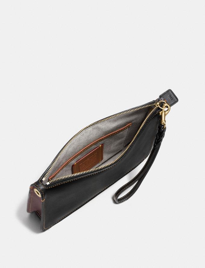 Coach Soho Crossbody With Tea Rose Black/Old Brass CYBER MONDAY SALE Women's Sale Bags Alternate View 2