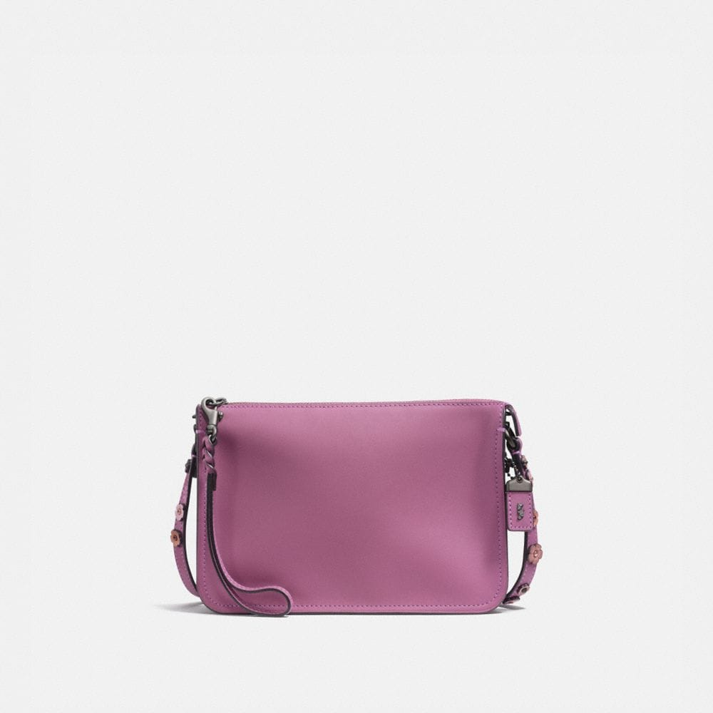 SOHO CROSSBODY WITH TEA ROSE
