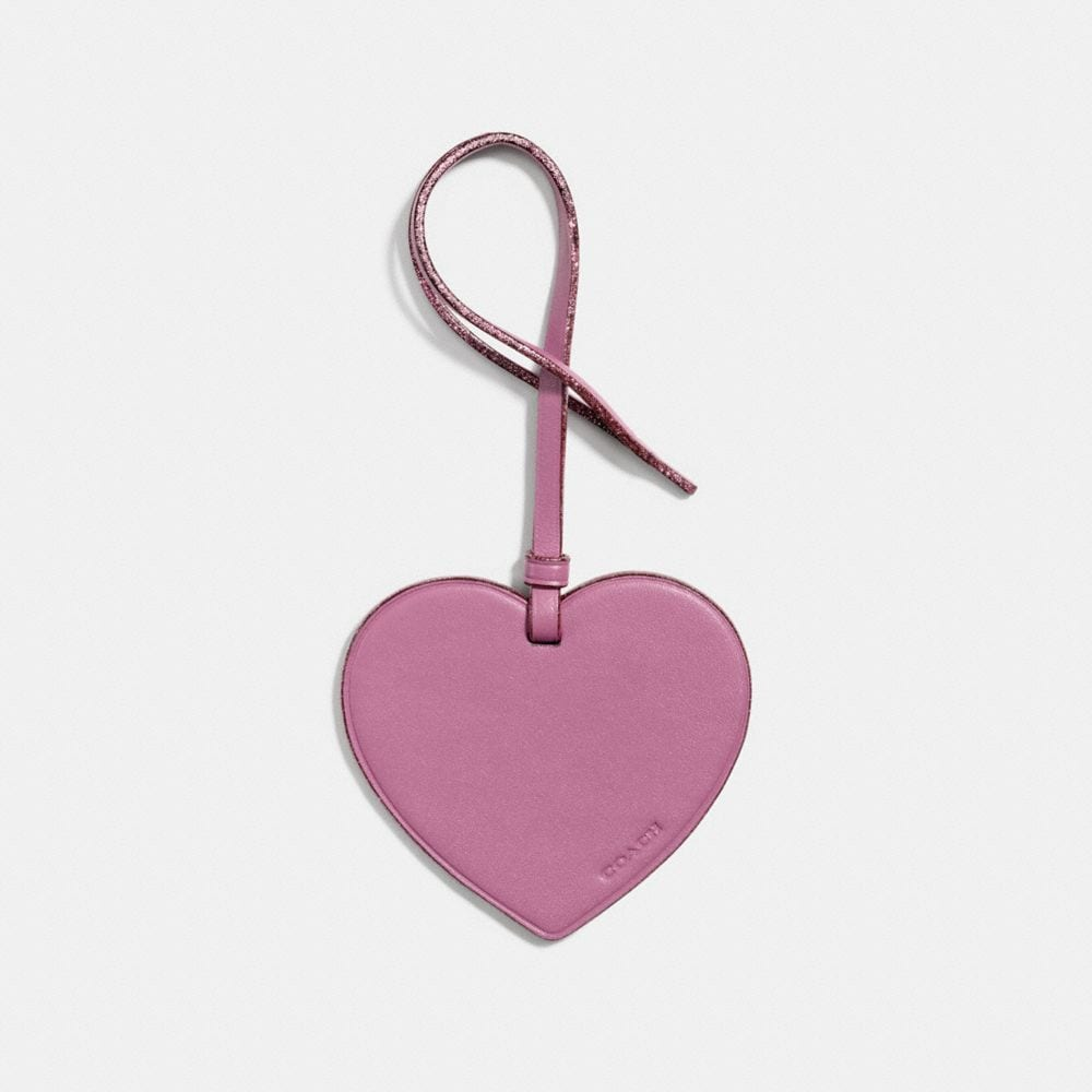 Coach Heart Ornament