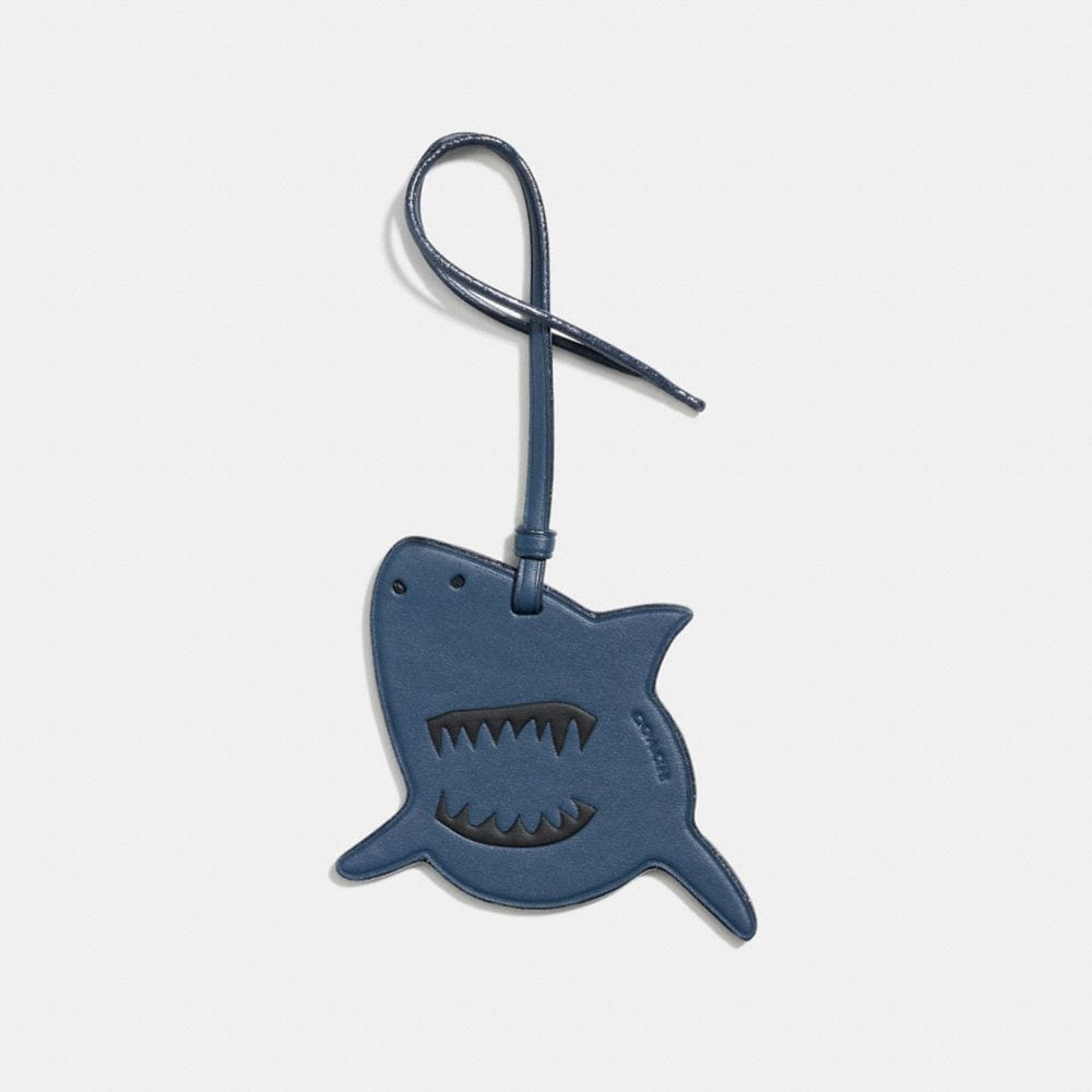Coach Sharky Ornament