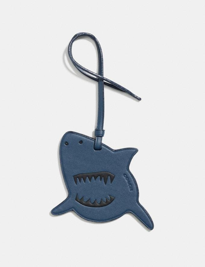 Coach Sharky Ornament Marine