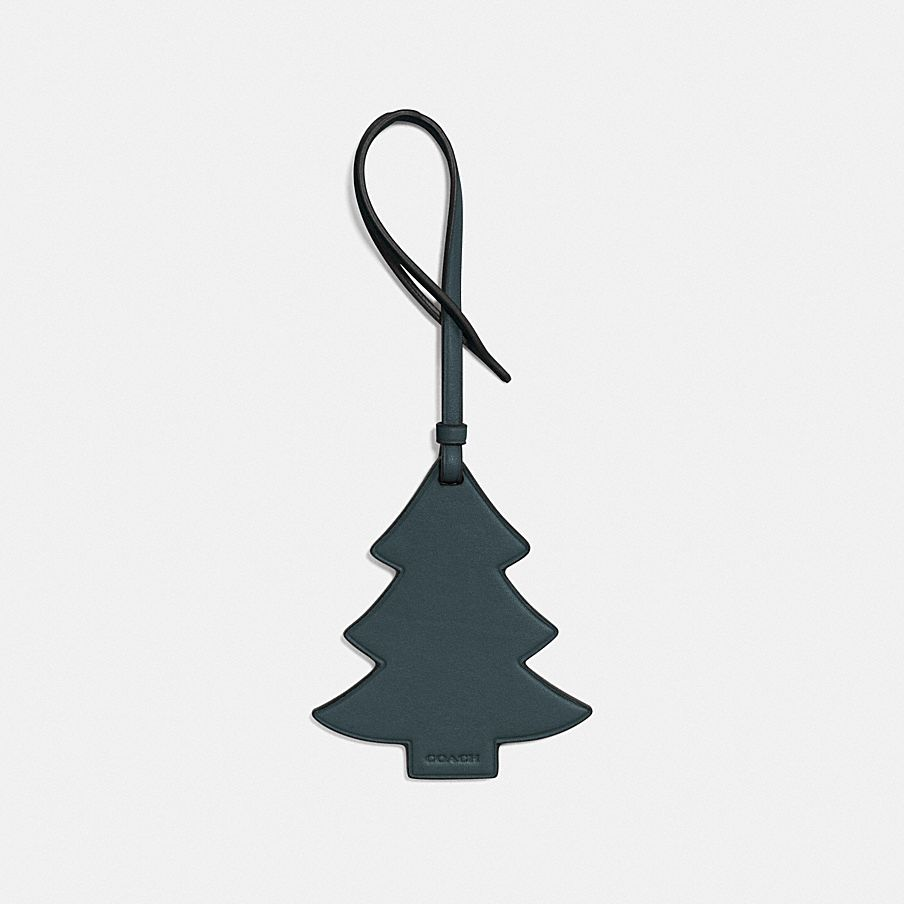 COACH: Christmas Tree Ornament