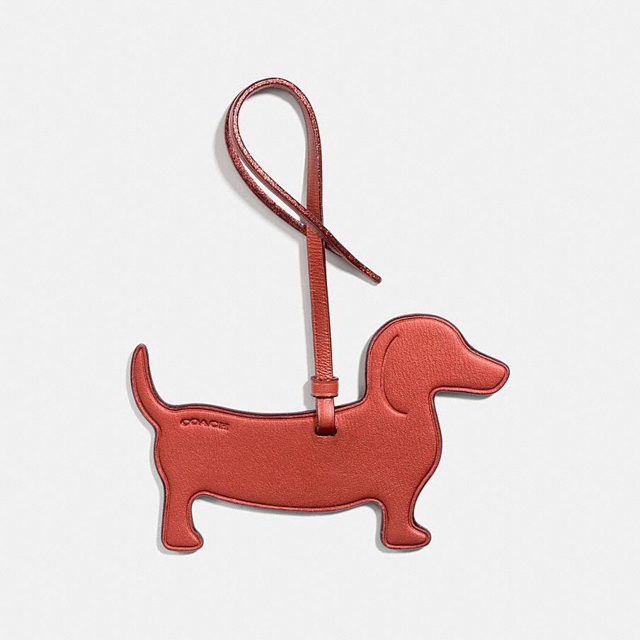 coach dog ornament