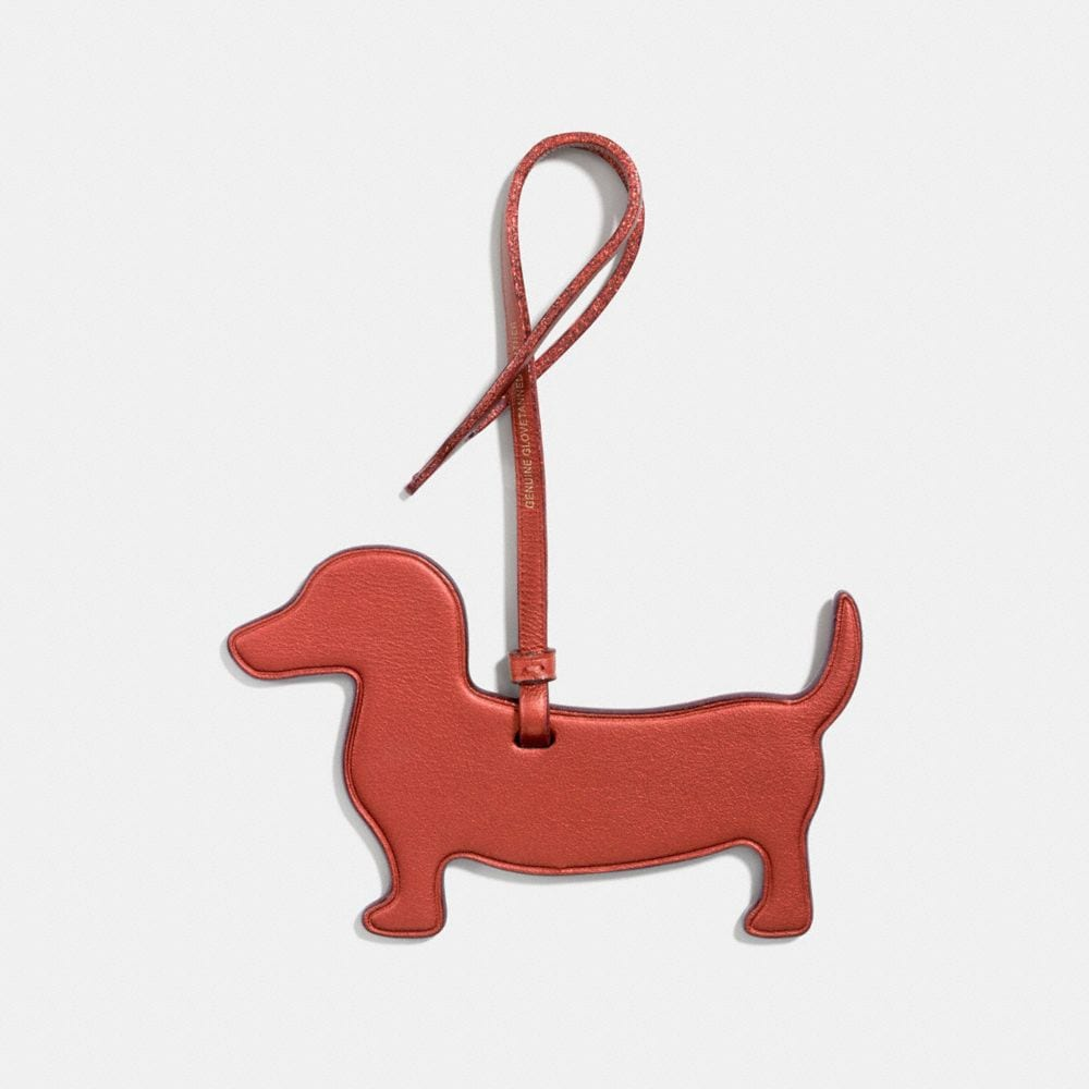 Coach Dog Ornament Alternate View 1