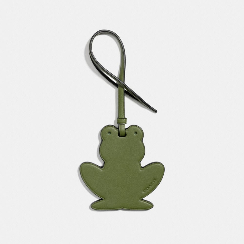 Coach Froggy Ornament