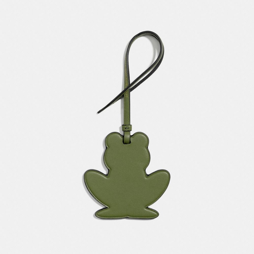 Coach Froggy Ornament Alternate View 1