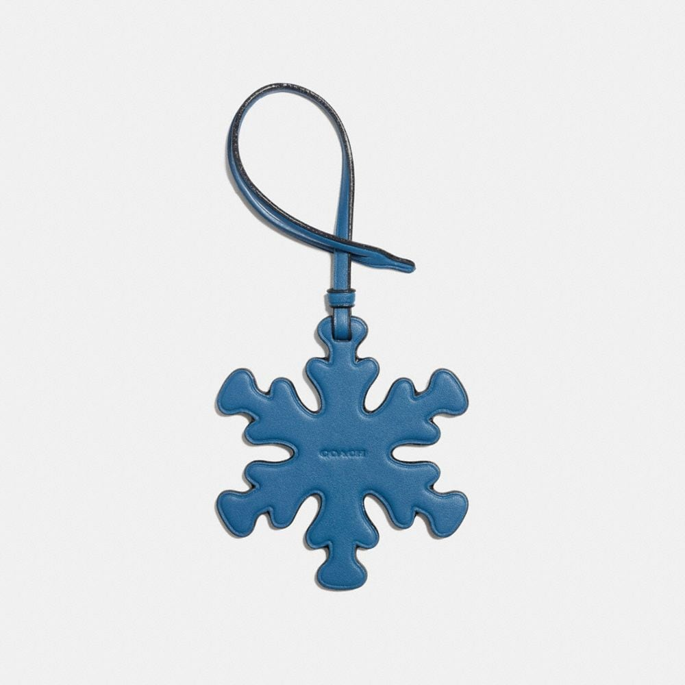 Coach Snowflake Ornament