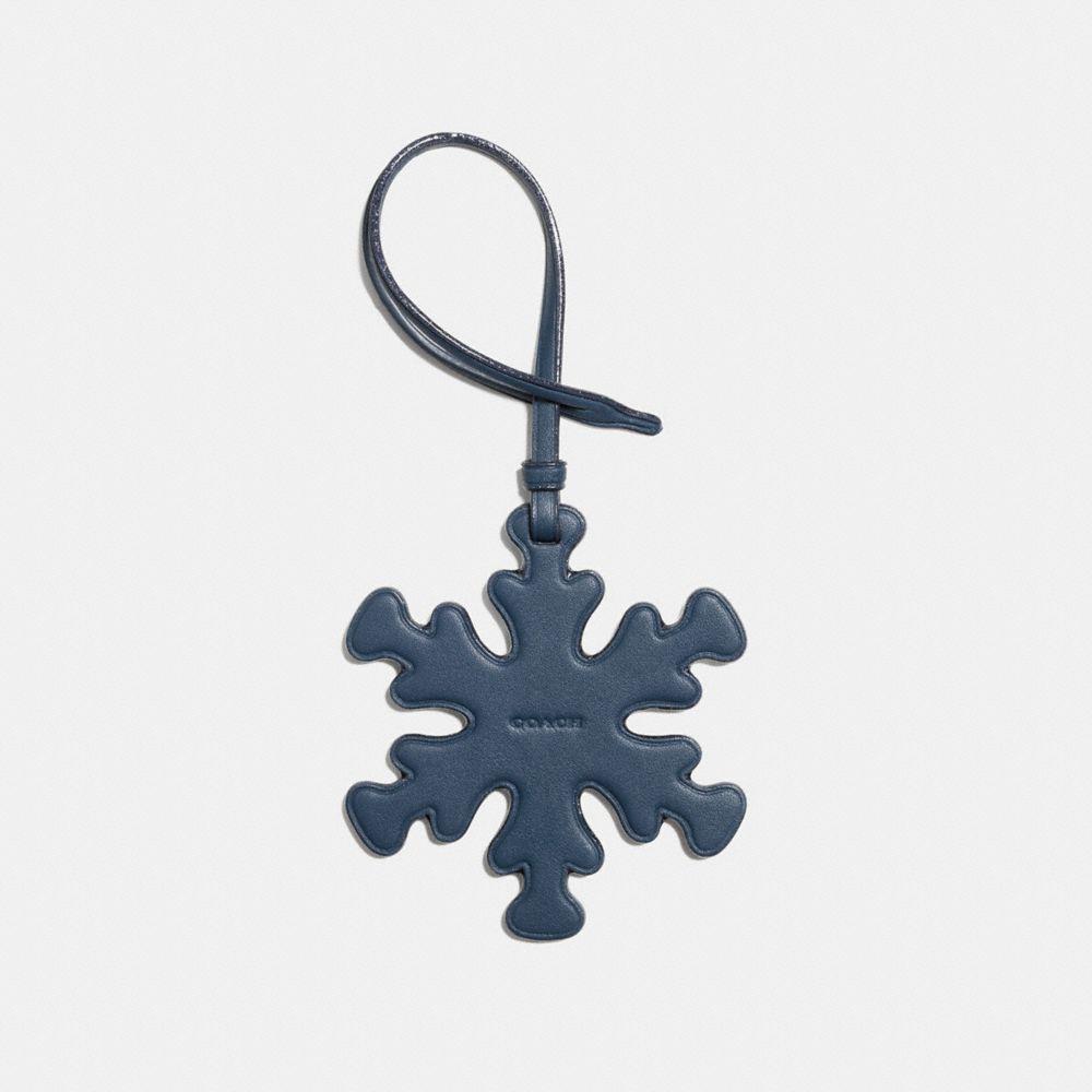 Coach Snowflake Ornament