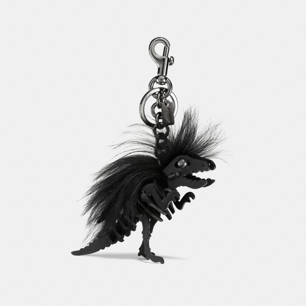 Coach Long Mohawk Rexy Bag Charm
