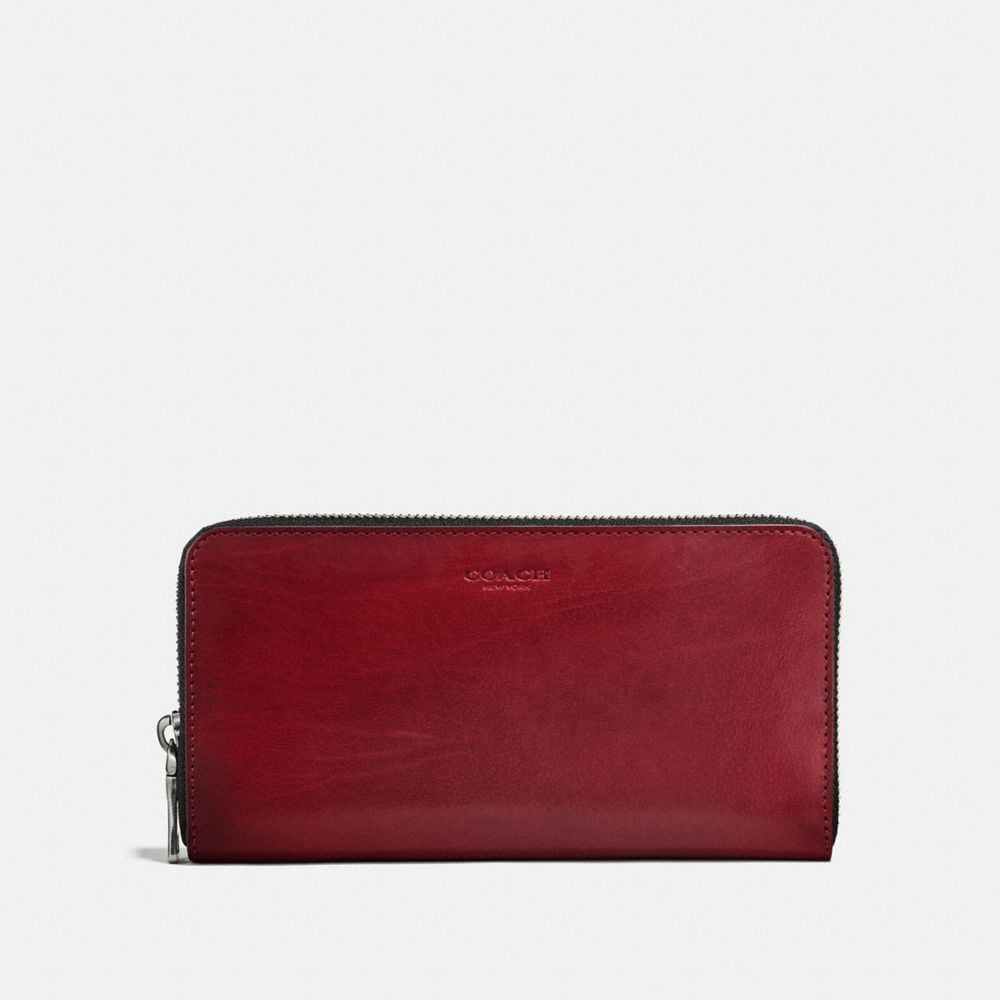 Coach Accordion Wallet