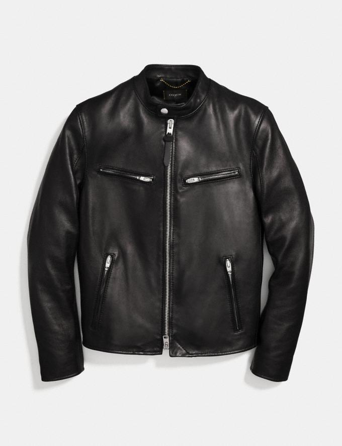 Coach Racer Jacket Black Gifts For Him Bestsellers