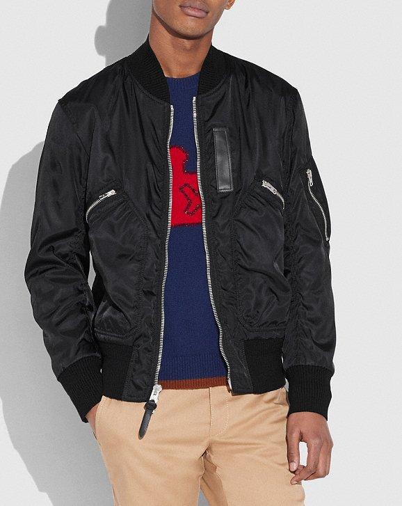 Coach Ma-1 Jacket