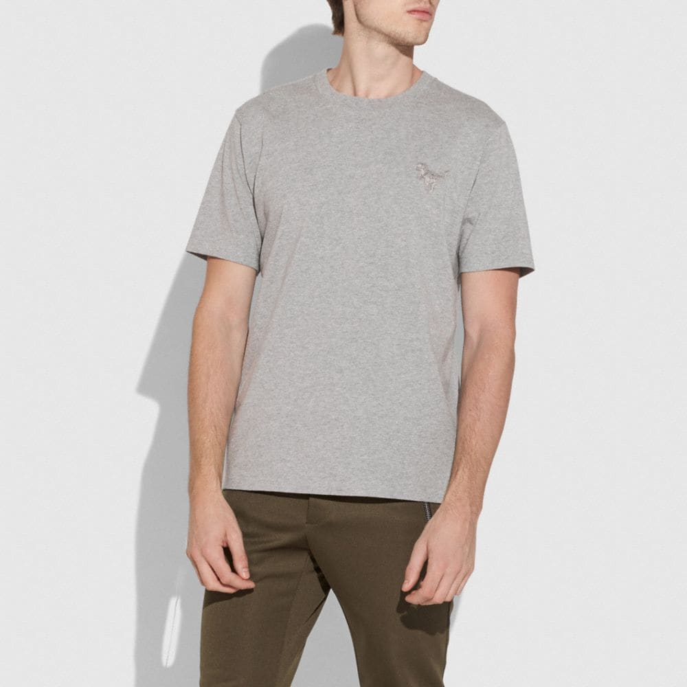 Coach Rexy Patch T-Shirt Alternate View 1